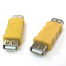 USB Female to USB Female Adapter Connector Converter