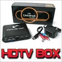 YPbPr VGA HDMI Input VGA output HDTV Converter Adapter BOX For xbox 360 WII PS3