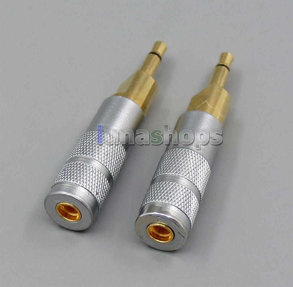 Earphone Pins Adapter For Sennheiser HD700 Headphone Cable DIY ...