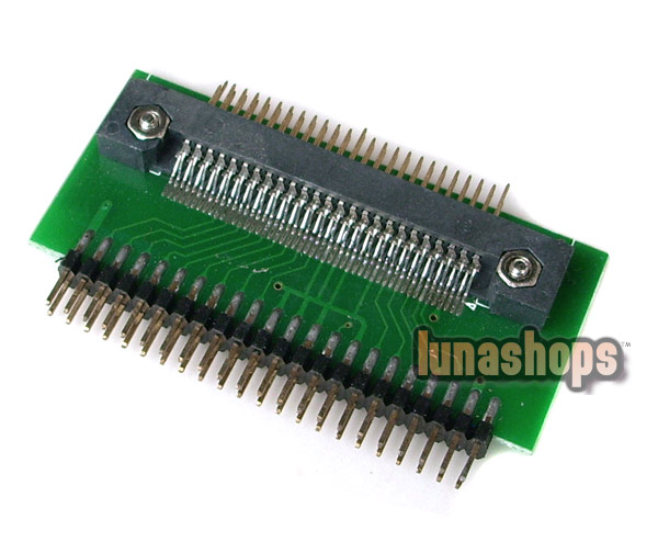 Compact Flash CF II/1.8 HD male to ATA 3.5 Male IDE Card Adapter